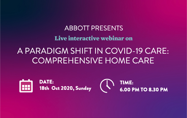 A Paradigm shift in COVID - 19 Care : Comprehensive home care