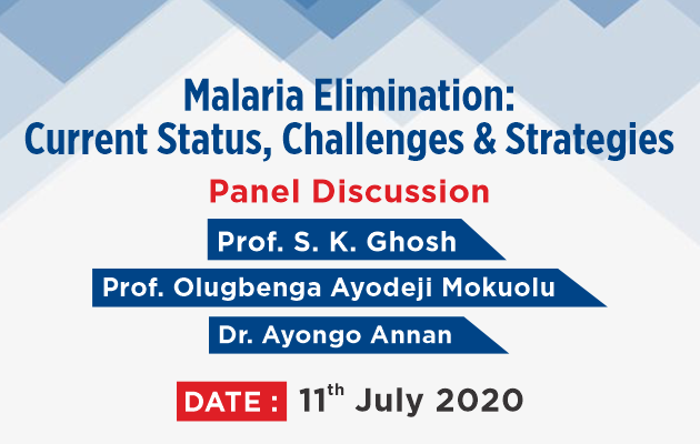 Malaria Elimination: Current Status, Challenges and Strategies