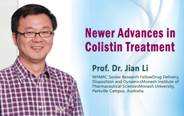 Newer Advances In Colistin Treatment